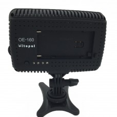 Vitopal OE-160 Led Video  Color Temperature 3200/5600K on Camera Light